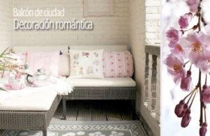 """""""Balcón romántico"""" Llénalo de cojines y crea tu espacio..."""