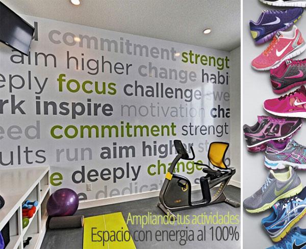 Reforma tu gimnasio lleno de energia y motivación