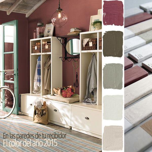 El color año 2015 para tu casa - reforma cocina - salón y baño.  Vibrante y fácil de combinar