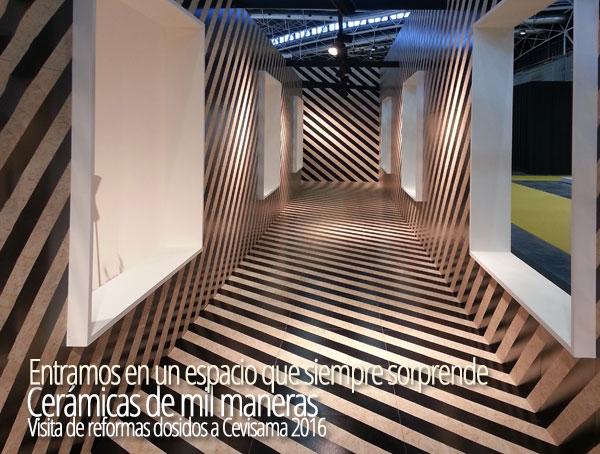 cevisama2016 vives sorprende con suelos de madera originales para tus reformas en Valencia.