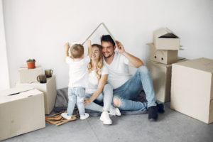 familia feliz reforma vivienda valencia